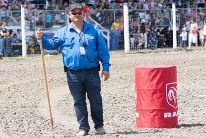 Manitoba Stampede Volunteers