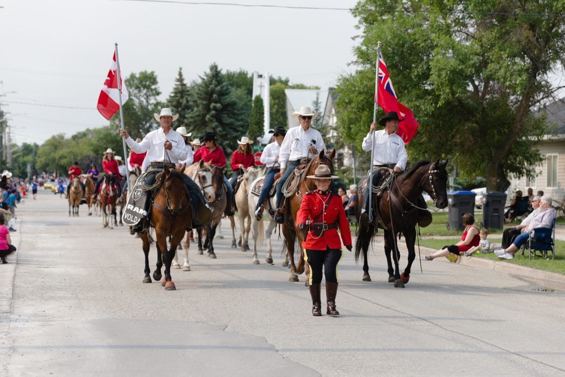 Parade Manitoba Stampede