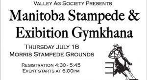 Gymkhana Manitoba Stampede